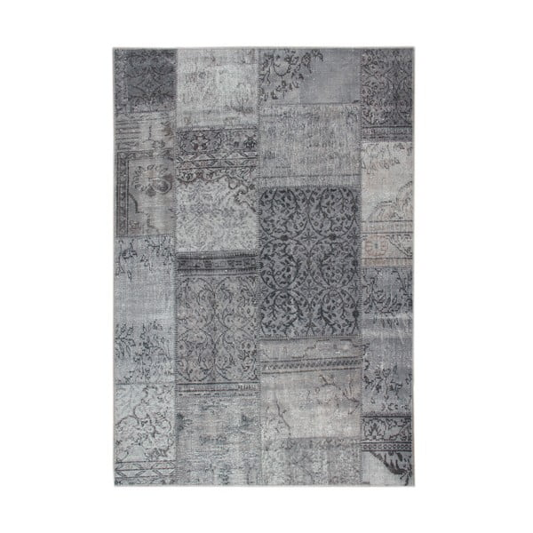Sivý koberec Eko Rugs Kaldirim, 140 x 200 cm