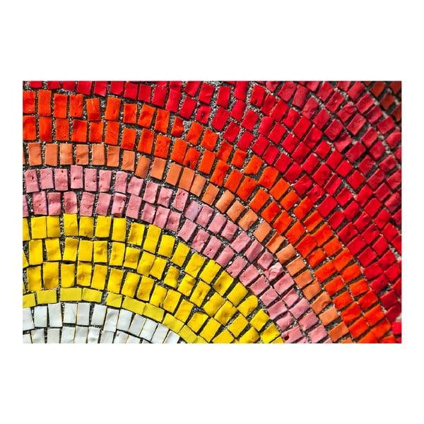Vinylový koberec Mozaic, 52x75 cm