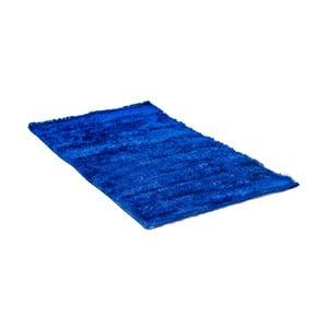 Modrý koberec Cotex Lighter, 60 × 130 cm