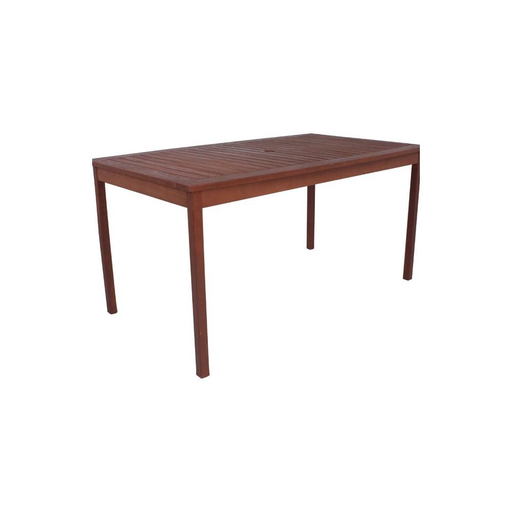 Záhradný stôl z eukalyptového dreva ADDU Madison