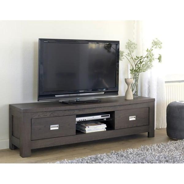 Televízny stolík Ambassador Espresso, 160x46x43 cm