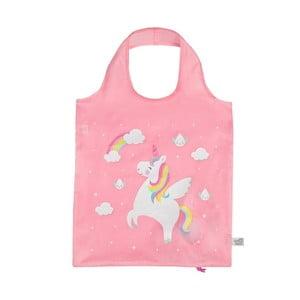 Ružová nákupná taška Sass & Belle