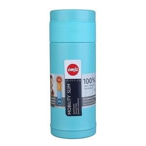 Termo fľaša Mobilitiy Slim Turquise, 420 ml