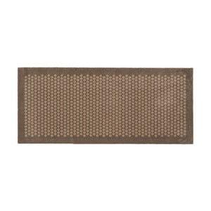 Hnedo-béžová rohožka Tica Copenhagen Dot, 67 x 150 cm