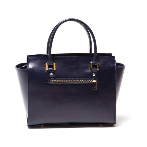 Kožená kabelka Marina 3017 Blue
