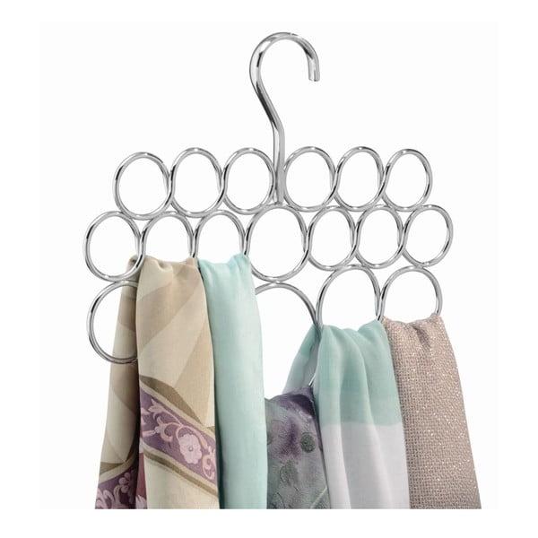 Závesný držiak na uteráky, šatky a oblečenie InterDesign Axis