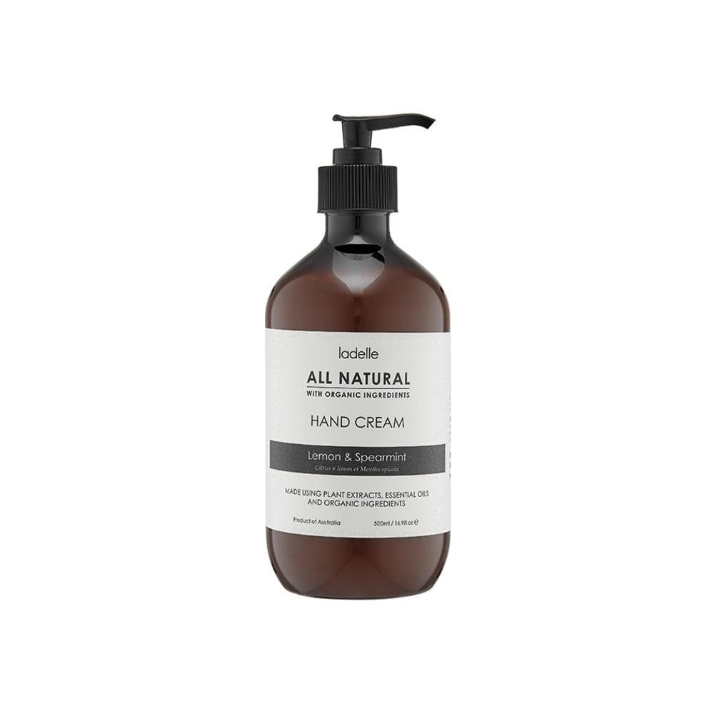 Prírodné mydlo na ruky s vôňou mäty a citrónu Ladelle