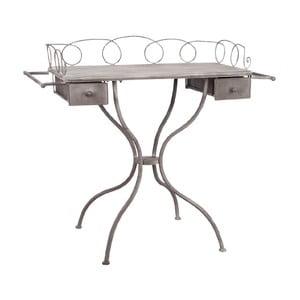 Kovový pracovní stôl Curlis
