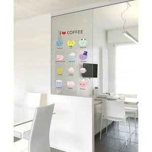 Sada samolepiek Ambiance I Love Coffee