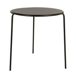 Čierny stôl OK Design Point