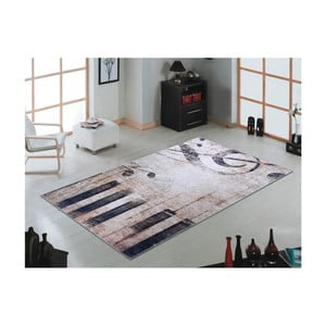 Odolný koberec Vitaus Piano Master, 120 x 160 cm