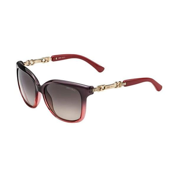Slnečné okuliare Jimmy Choo Bella Burgundy/Mauve