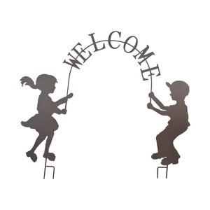 Zapichovacia dekorácia na záhradu Welcome Kids, 97 cm