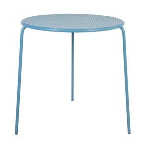 Modrý stôl OK Design Point