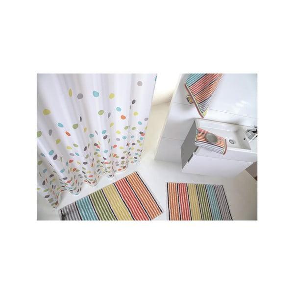 Sprchový záves Sorema Confetti, 180x200 cm