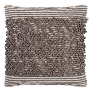 Vankúš Barto Dar Grey, 45x45 cm