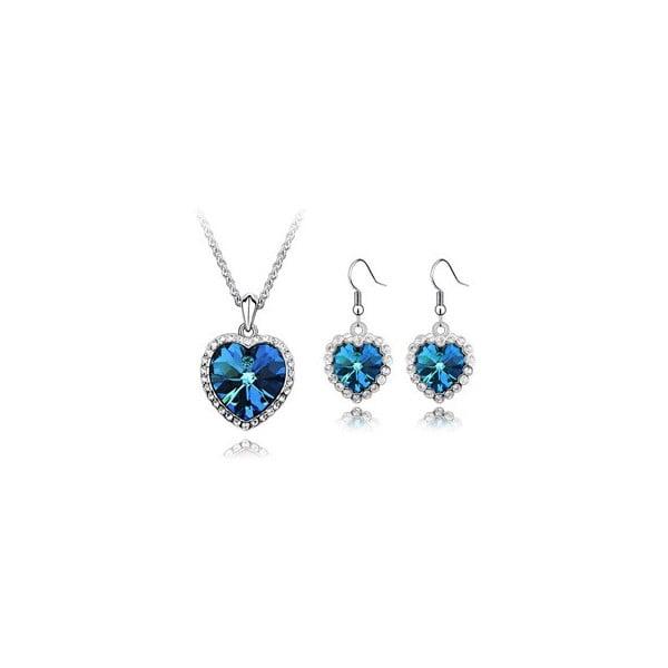 Sada náhrdelníkov a náušníc Iris