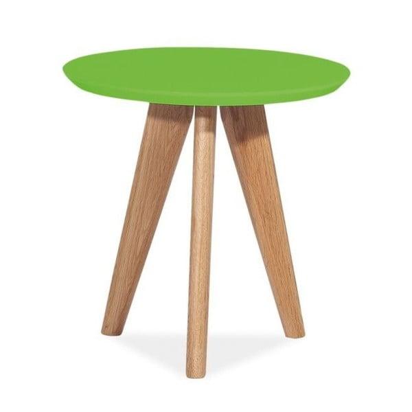 Konferenčný stolík Milan, zelený