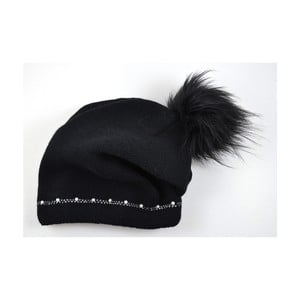 Dámska čiapka Kometa Black