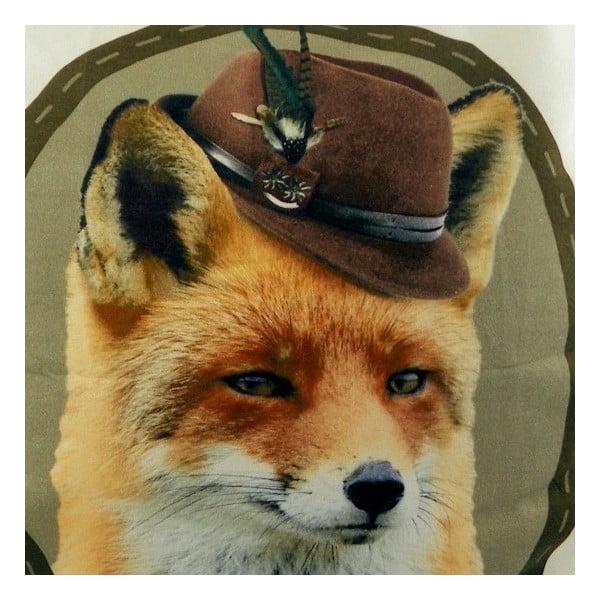 Vankúš Alm Fox 50x50 cm