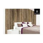 Veľkoformátová tapeta Eurographics Brown Wood Wall