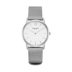 Dámske hodinky v striebornej farbe s bielym ciferníkom Eastside Upper Union