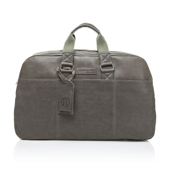Pánska kožená taška Ferruccio Laconi 100 Dark Green