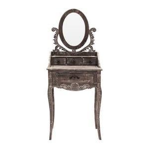 Toaletný stolík Kamill, 43x146x62 cm