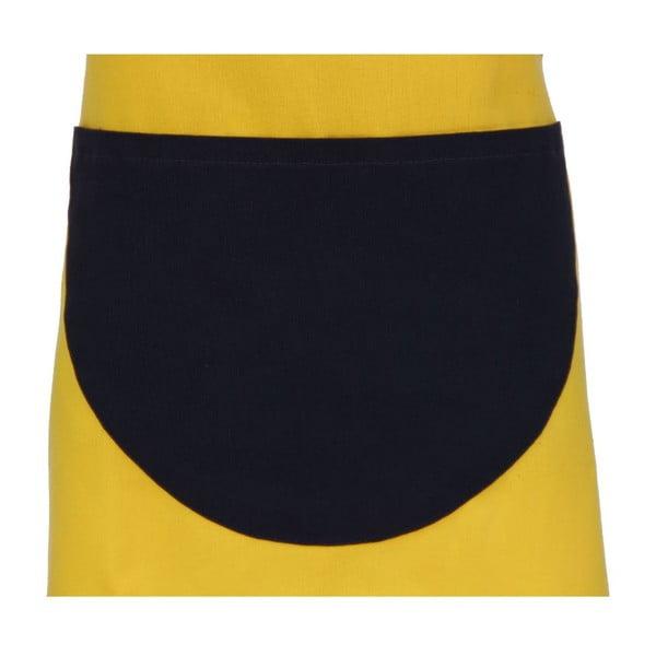 Zástera Black Yellow