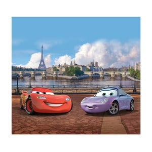 Fotozáves AG Design Disney Autá III, 160 x 180 cm