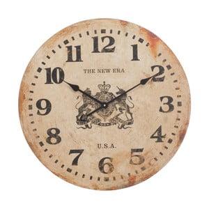 Nástenné hodiny J-Line New Era, 60 cm