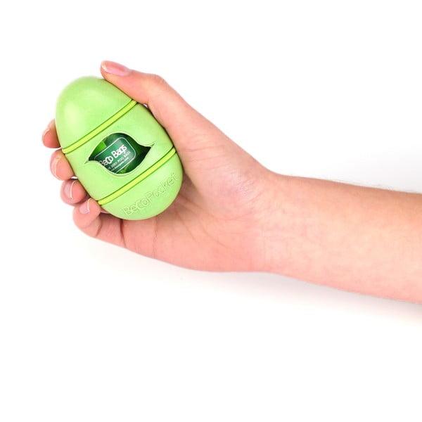 Vrecko na venčiace potreby Beco Pocket, zelené