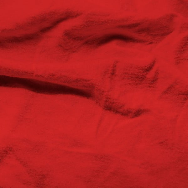 Elastické prestieradlo Hoeslaken 160-180x200 cm, červené