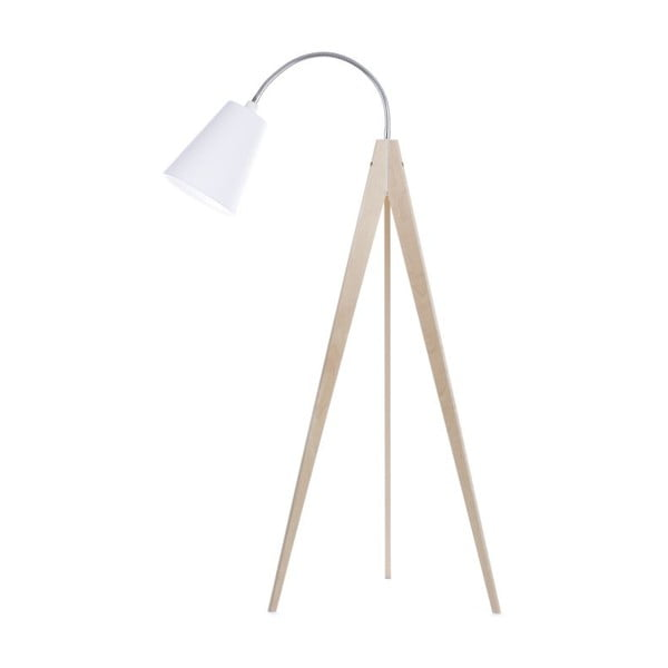 Stojacia lampa Artist Flex White/Lacquered
