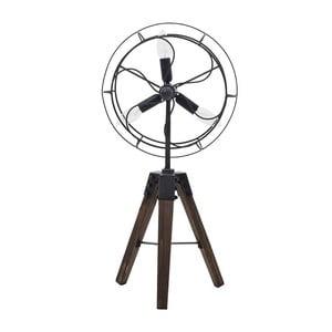 Industriálna stolová lampa Metalis