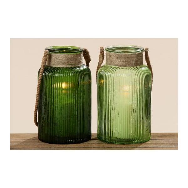 Sada 2 lampášov Green Casimir
