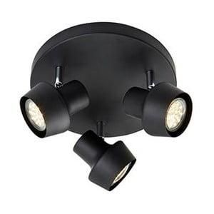 Čierne stropné svietidlo Markslöjd Urn