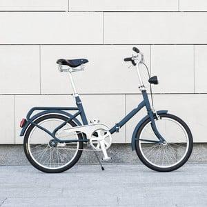 Skladací bicykel Dude Bike Top, modrý
