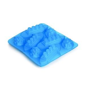 Modrá silikónová forma na ľad Gift Republic Titanic