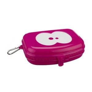 Desiatový box Look, ružový