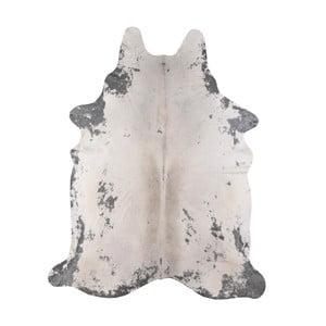 Pravá hovädzia koža Arctic Fur Spotts, 226 × 182 cm
