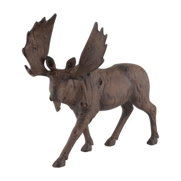 Dekorácia J-Line Moose Standing