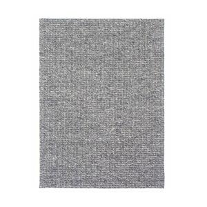 Vlnený koberec Cordoba Grey, 160x230 cm