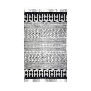 Bavlnený koberec HSM collection Colorful Living Hutero, 70×180 cm