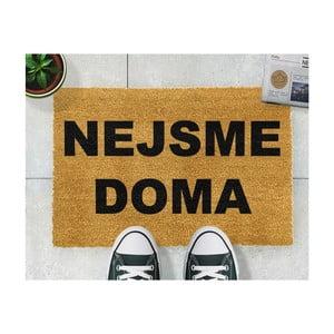 Rohožka Artsy Doormats Nejsme doma, 40x60cm