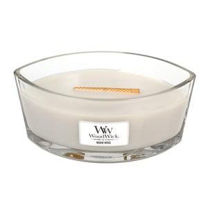 Vonná sviečka WoodWick Hrejivá vlna, 453 g, 50 hodín