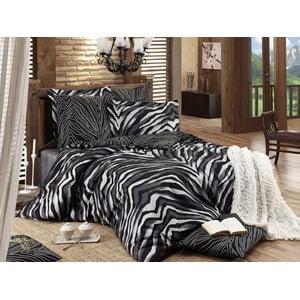 Bavlnené obliečky s plachtou na dvojlôžko Tigressa, 200 x 220 cm