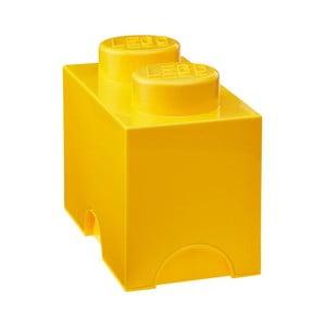 Žlté úložné LEGO®