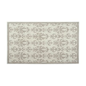 Bavlnený koberec Baroco 120x180 cm, krémový