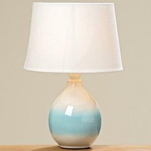 Keramická stolová lampa Boltze Olbia, výška 30 cm